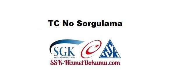 TC No Sorgulama