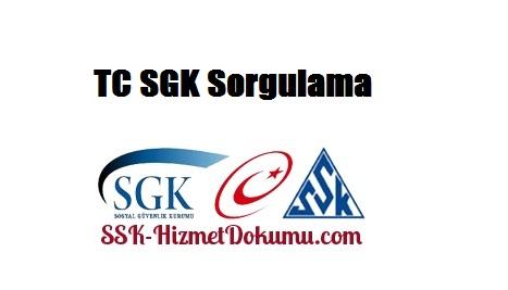 Tc SGK Sorgulama